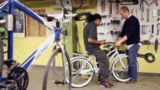CNN Ideas: Used bikes change kids' lives