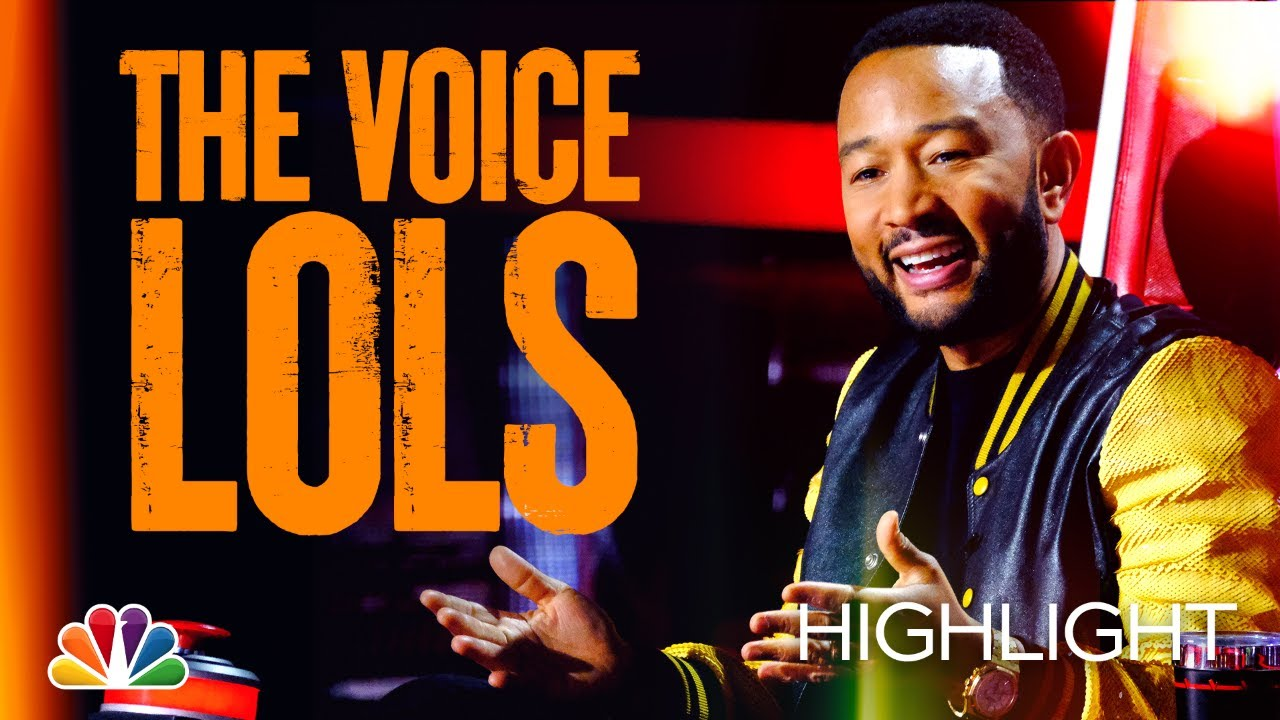The Voice Is Always Good for a Laugh - The Voice Road to Lives