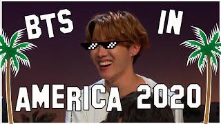 BTS IN AMERICA