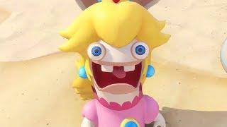Mario + Rabbids - Donkey Kong Adventure DLC Walkthrough Part 4