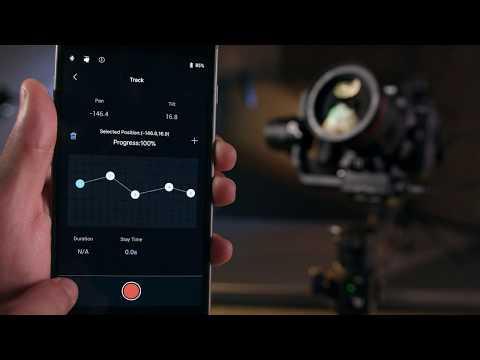 DJI Tutorials - Ronin-S - App: Creative Functions
