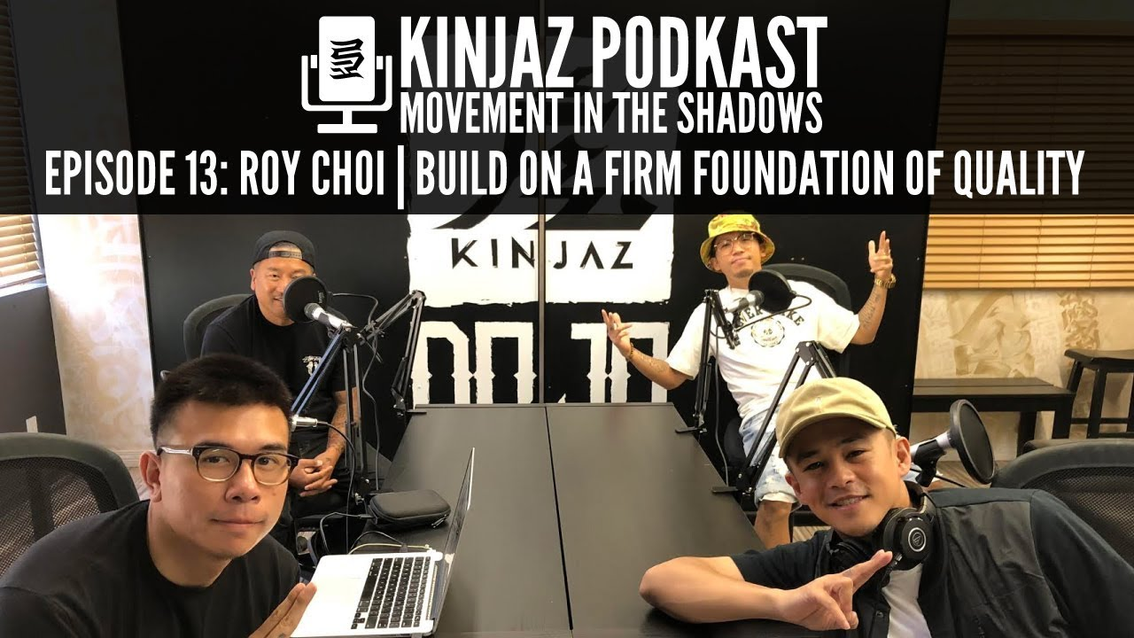 Kinjaz Podkast Roy Choi Build On A Firm Foundation Of Quality