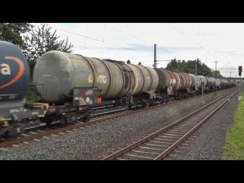 Züge in Langen Flugsicherung