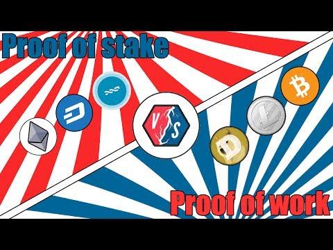 Pow Vs Pos : Gagnez des crypto-monnaies sans rien faire !