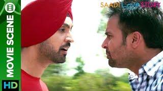 Who is the real Hero?   Saadi Love Story