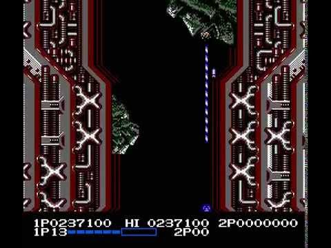 NES Longplay [492] Life Force (a)
