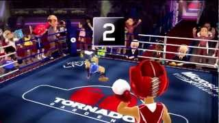 Kinect Sports table tennis, volleyball, boxing starring ManlyMarlin58 720P gameplay Xbox 360 Kinect