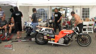 VIDEO : LE DRAGSTER UN SPORT DE TARLOUZE ?