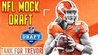 2021 NFL Mock Draft | 5 Quarterbacks In The First Round