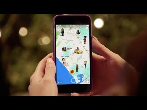 New Snapchat map has parents worried