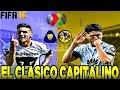FIFA 16-PUMAS VS AMERICA-EL CLASICO CAPITALINO-JORNADA 17-LIGA BANCOMER MX