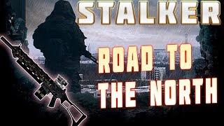 STALKER Road To The North ☢Шукаємо доки і досвідчений зразок зброї для Боса. Лабораторія X 8