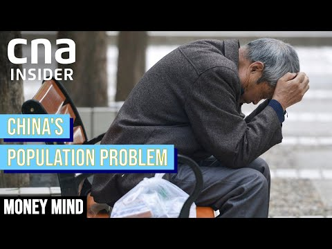 Demographic Timebomb: How Will China's Ageing Population Impact Asia?   Money Mind   China Economy