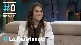 LA RESISTENCIA - Entrevista a Carlota Prendes   #LaResistencia 03.03.2020