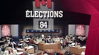 Élection de 1984 : le beau risque québécois mène les conservateurs au triomphe à Ottawa
