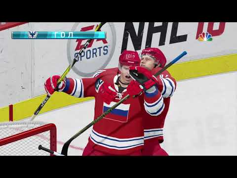 NHL 18   NIKULIN vs Kitchener Rangers #2