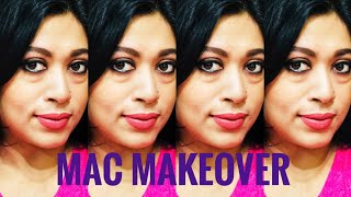MAC Makeup Makeover Experience | MAC Makeover