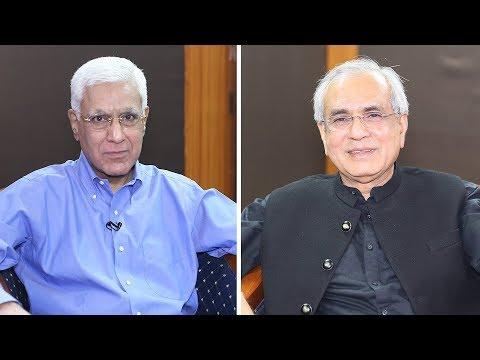 Karan Thapar interviews NITI Aayog Chief Rajiv Kumar