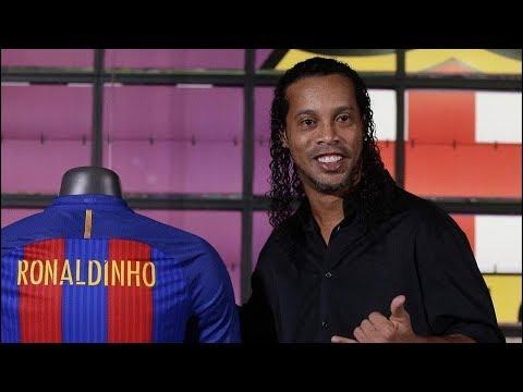 Роналдиньо - изменил