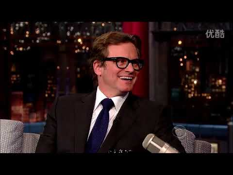 Funny Colin Firth on Commanding, His Family, Royals and Emma StonePart 1