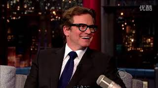 Funny Colin Firth on Commanding, His Family, Royals and Emma Stone/Part 1
