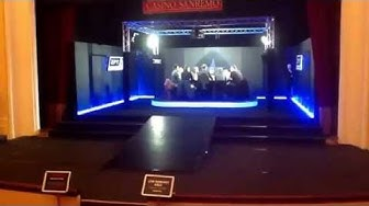 EPT San Remo 16.4.2014, tv-pöytä