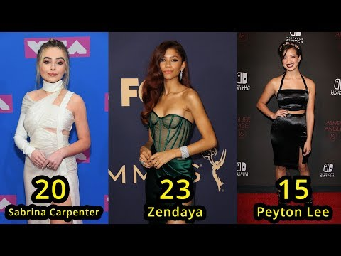 Disney Channel Famous Girls Stars Real Name and Age 2019😍😍