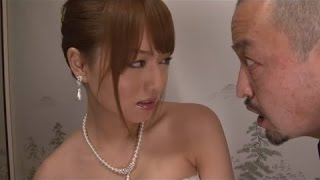 Download Video New Hot SexyJapanese Clip : Beautiful bride Akiho Yoshizawa scare Adoptive Father MP3 3GP MP4