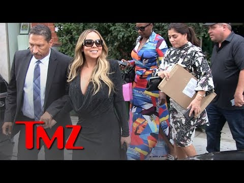 C-Rob Blog (58472) - Mariah Carey Says Nick Cannon Is Making Up Wanting to Get Married Again