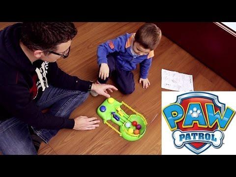 Gioco dei Paw Patrol: sfida Rubble Chase corsa divertente!