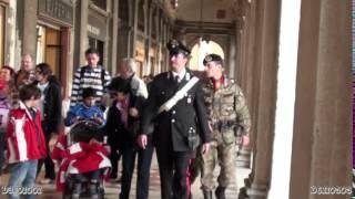 Carabinieri: Italian Military Police Approaching Me
