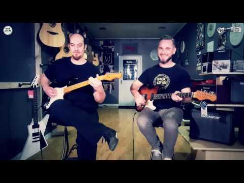 TEST MATOS - Guitares - Magasin Rock Azylum - Voiron