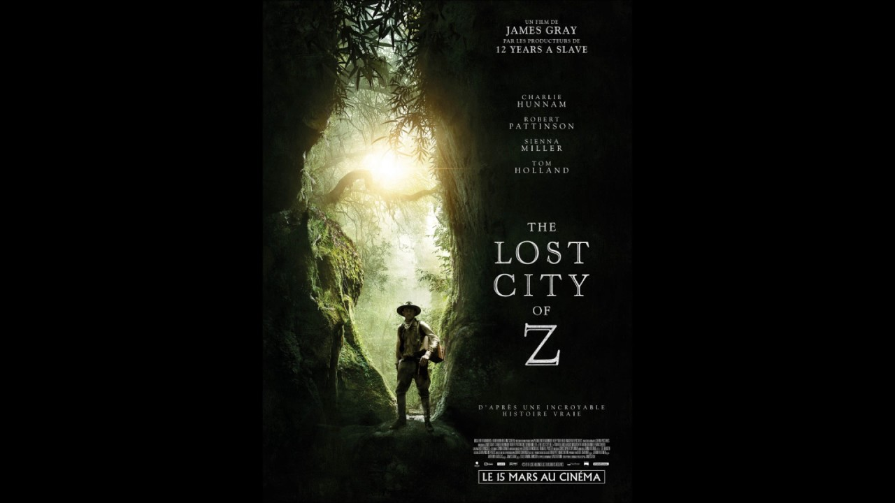 the lost city of z pdf