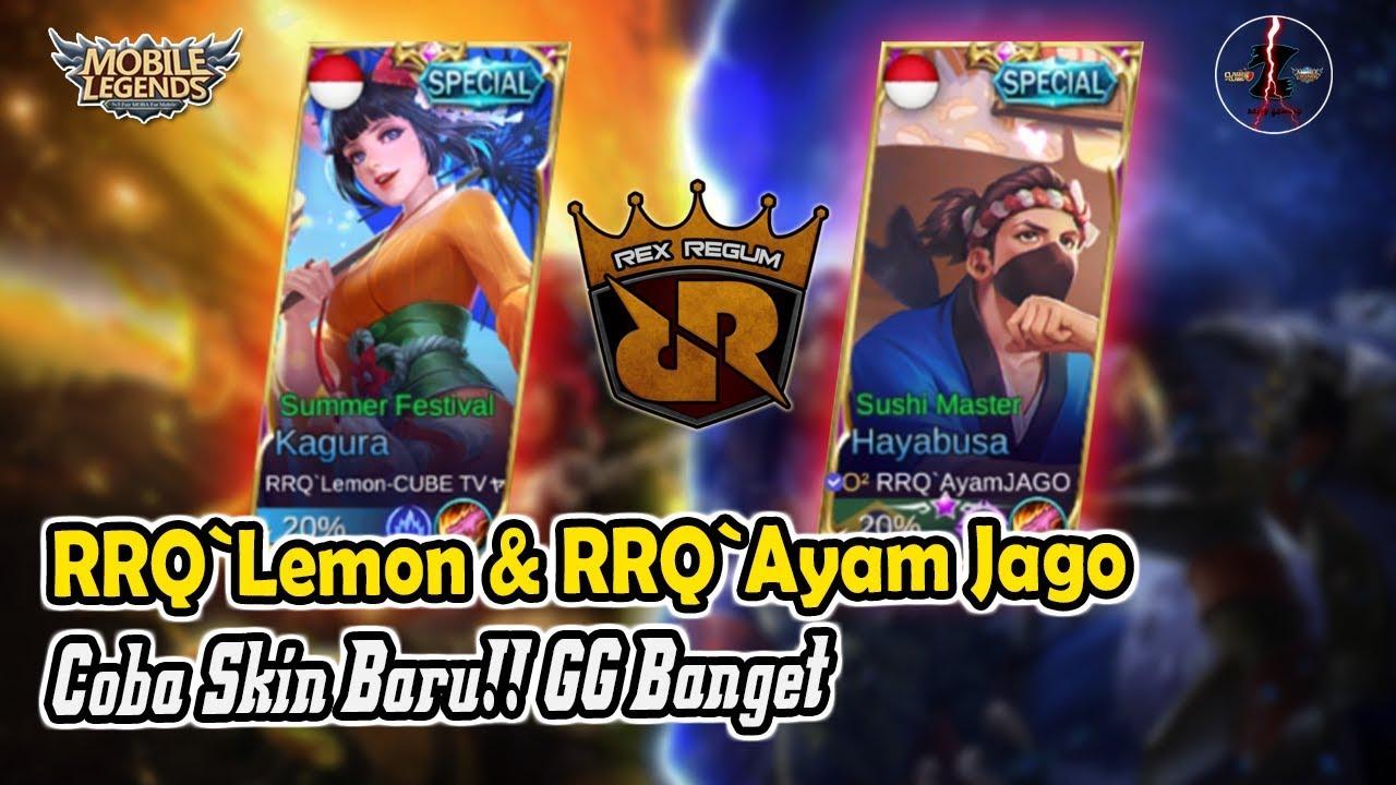 Mobile Legends Ayam Jago dan Lemon | Sumber: Youtube