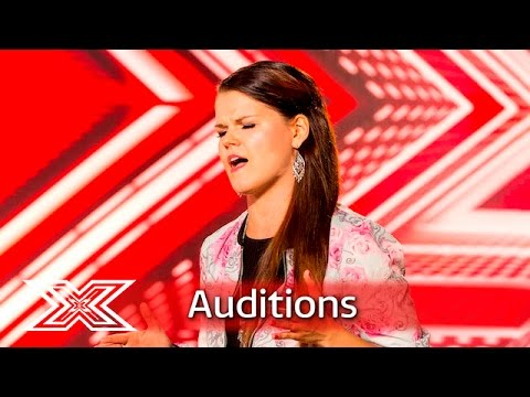 Saara Aalto makes Nicole want to twerk! | Auditions Week 1 |
