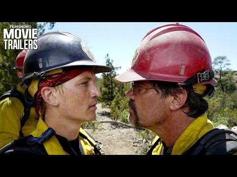 Only the Brave Trailer #2 - Heroes Head Into the Fire