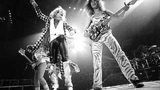 Van Halen Take Your Whiskey Home Baltimore 1980
