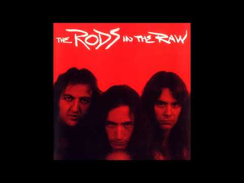 The Rods   In the Raw   1983   Remastered   Full Album