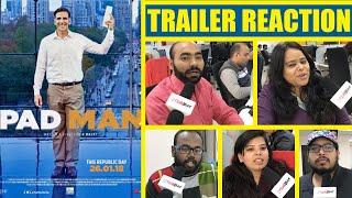 Padman Trailer Reaction: Akshay Kumar | Radhika Apte | Sonam Kapoor; Watch Here | FilmiBeat