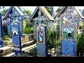 Download Merry Cemetery - Epitaphs 1 (Sapanta, Maramures County, Romania)
