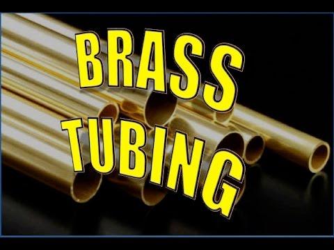 Pro Tip: Brass Tubing