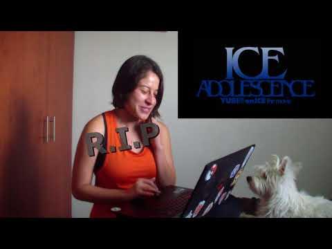 YURI!!! on ICE ADOLESCENCE - reacción al trailer, alias (la pelicula de Viktor)