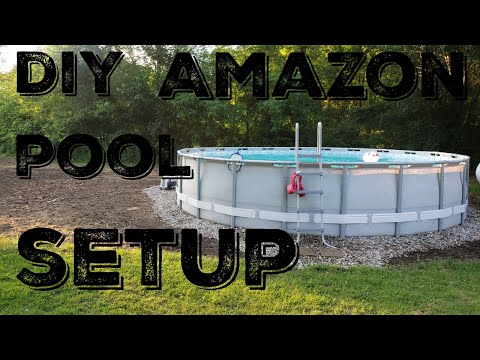 Amazon or Walmart Pool and Filter Setup - What do you get for under $600?