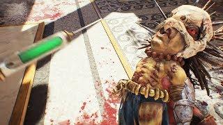Black Ops 4 Zombies IX Gameplay Trailer (Call of Duty BO4 Zombies NINE)