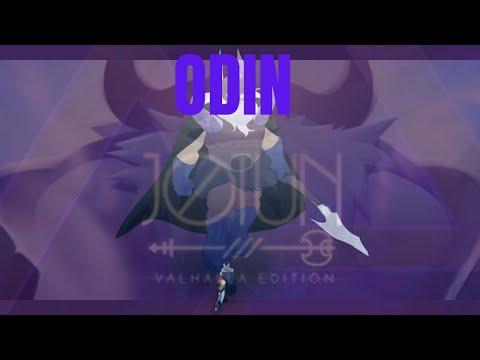 Jotun Valhalla Edition - Final Boss Odin |