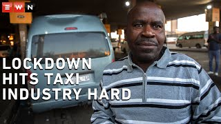 #Covid19 #CoronaInSA #LockdownSA  Following President Cyril Ramaphosa's lockdown announcement on Monday night. Taxi drivers and passengers at the Baragwanath Taxi Rank in Soweto said they were worried about the effect the coronavirus (COVID-19) lockdown would have on their jobs.