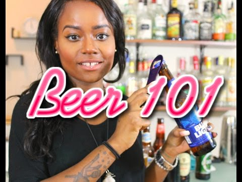 Rockstar BarGirl: (Almost) Everything You Need to Know About Beer