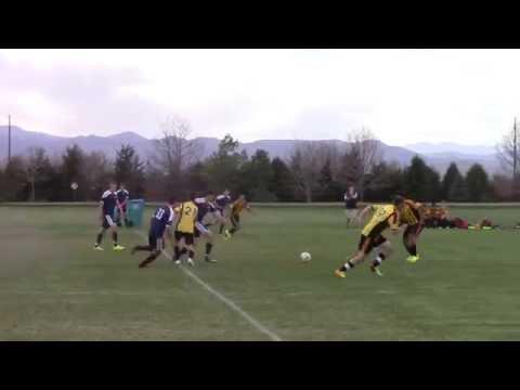 U16 Arsenal Gold vs Riverside Renegades April 11, 2015