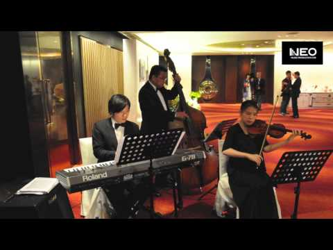 Violin Trio at Intercontinental - Neo Music Production