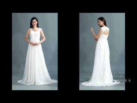 f57b9d69f0a8 Babyonline Wholesale Wedding Dresses - YouTube